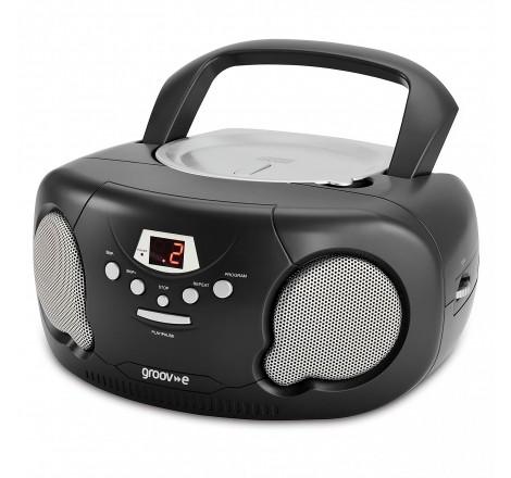 Portable CD Radio Boombox...