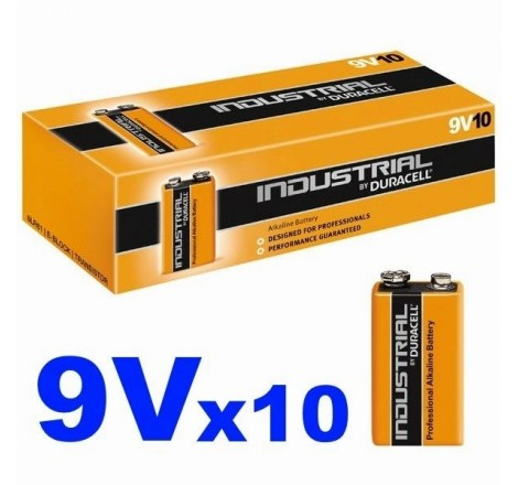 Duracell Industrial 9V Size...