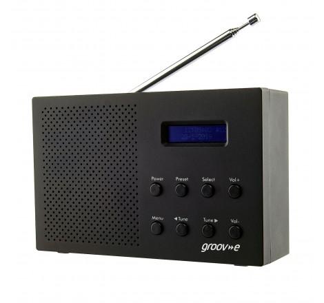 Portable DAB/FM Digital Radio