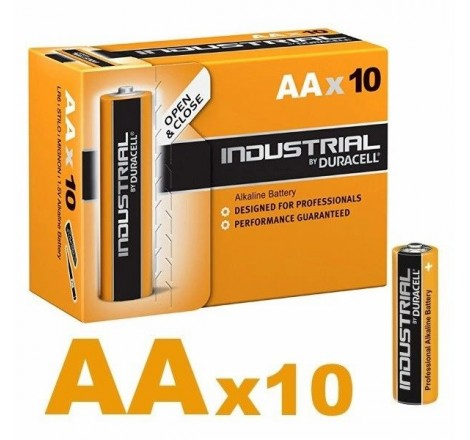Duracell Industrial AA Size...