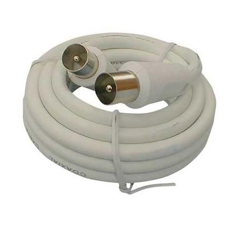 4m Plug to Socket Coaxial...