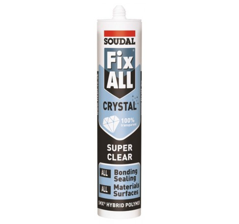 290 ml Tube, Super Clear...