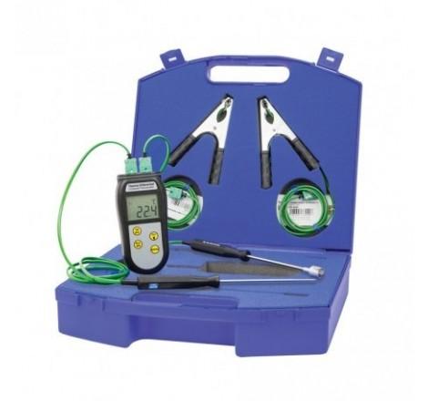 HVAC thermometer kit