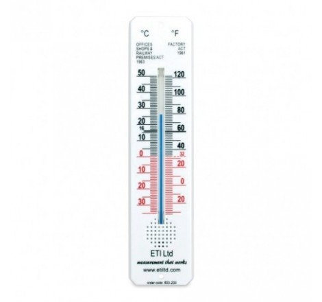 Factory act thermometer -...