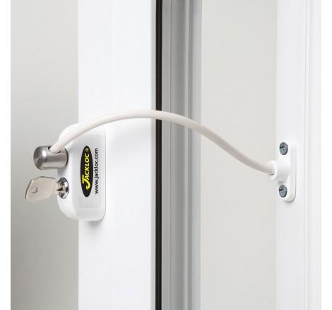 Jackloc Key Locking Cable...