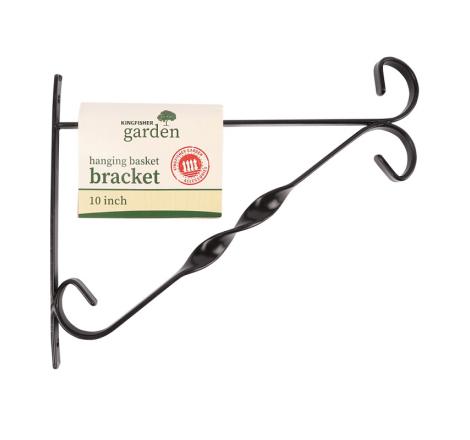 10 INCH HANGING BASKET BRACKET