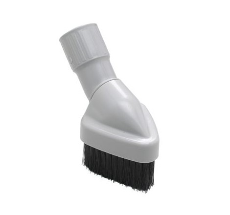 Large Dusting Brush Light Grey