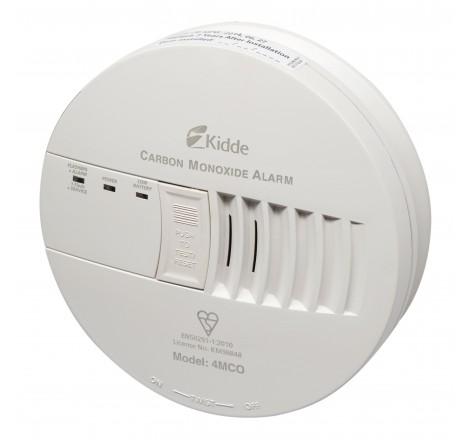 Kidde Mains CO Alarm 4MCO