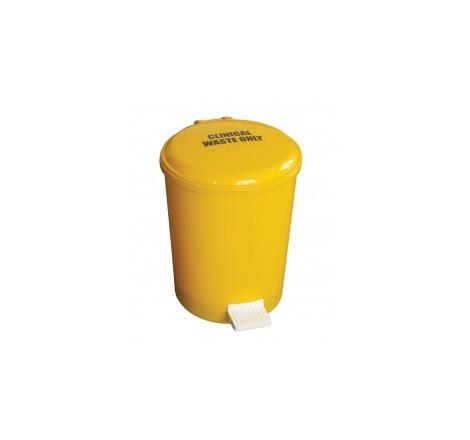 12L Plastic Pedal Bin...