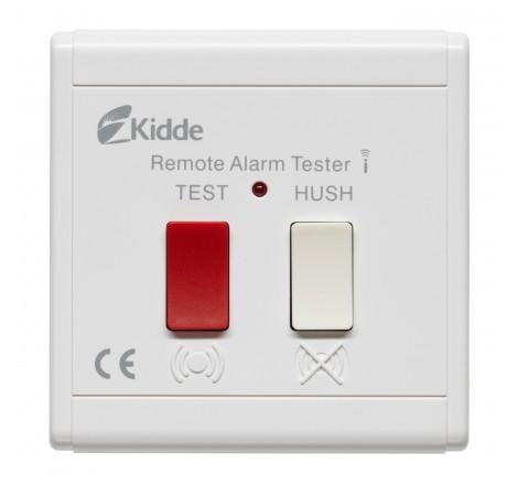 Remote Test & Hush Switch