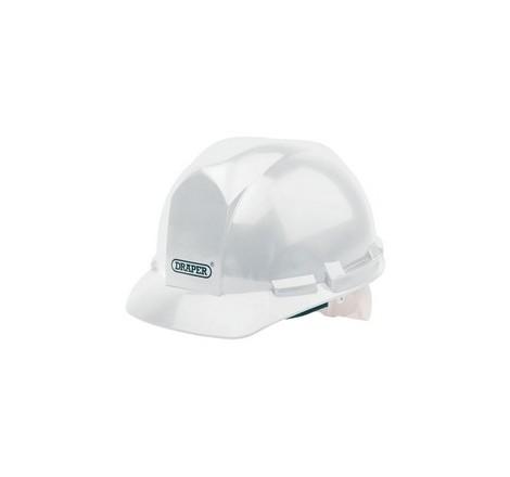 WHITE SAFETY HELMET TO EN397