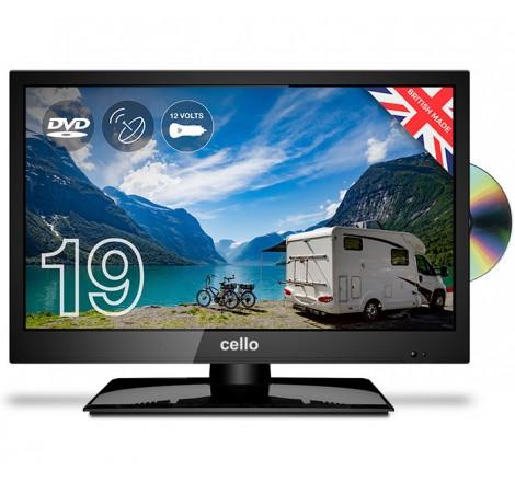 Cello 19″ HD LED Digital TV...