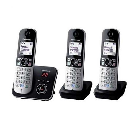 Trio Dect Telephone with...