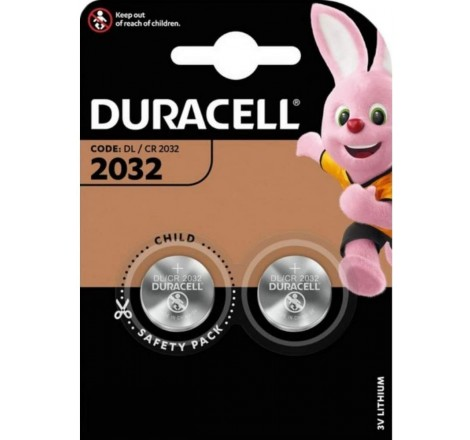 Duracell DL2032 Coin Cell...