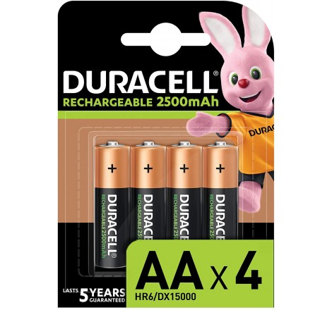 Duracell NiMH Rechargeable...