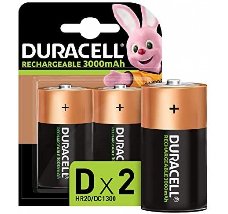Duracell Rechargeable D...