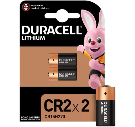 Duracell 123A 3V Lithium...
