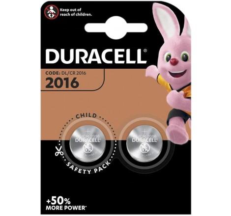 Duracell DL2016 Battery - 2...