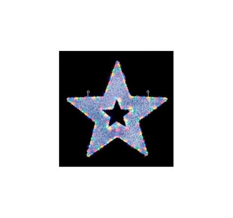 95X95CM STAR ROPE LIGHT