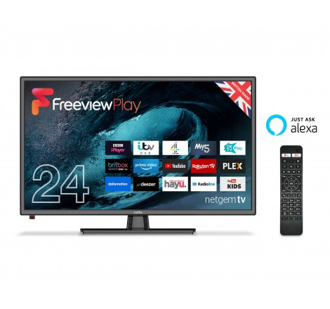 Cello 24″ Freeview Play...
