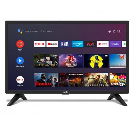 Cello 24″ Smart Android TV...