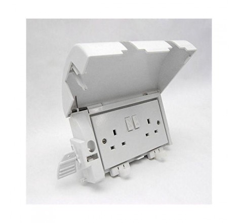 Lockable Plug Cover for...