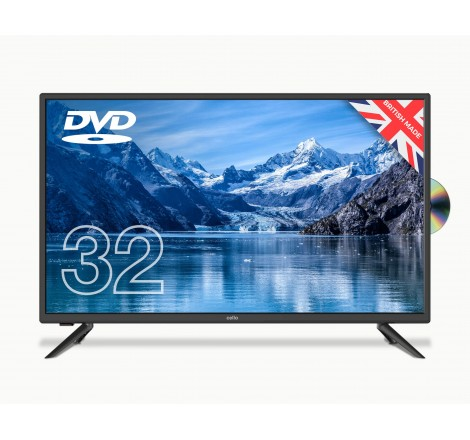 Cello 32″ HD LED TV With...