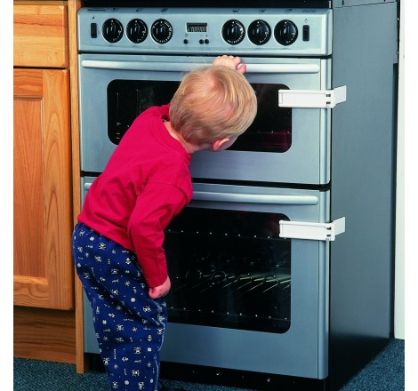 Single Microwave & Oven Lock