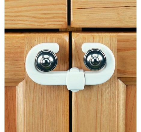 2 pack Cabinet Lock