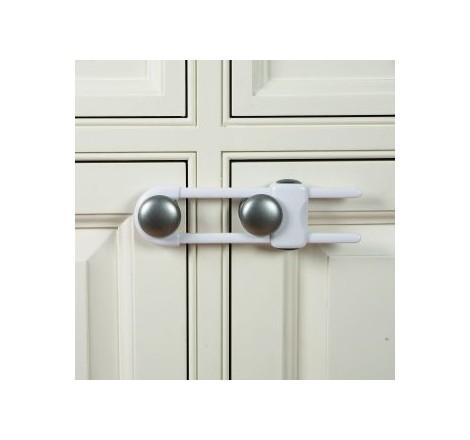 2 pack Cabinet Slide Lock
