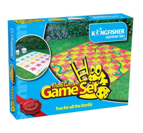 MULTI-GAME SET: SNAKES &...