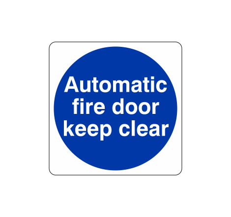 Automatic Fire Door Keep...
