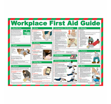 Workplace First Aid Guide...