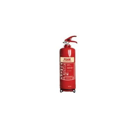 2 LITRE FOAM FIRE EXTINGUISHER