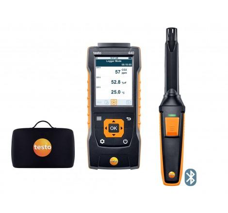 Testo CO2 Kit With Bluetooth