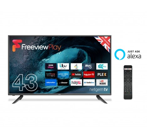 Cello 43″ Freeview Play...