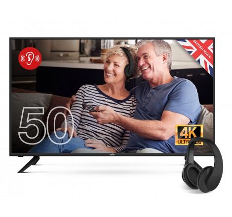 Cello 50″ 4K UHD Digital TV...