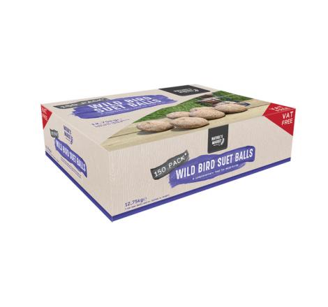 12.75KG 150 PACK BOX FAT...