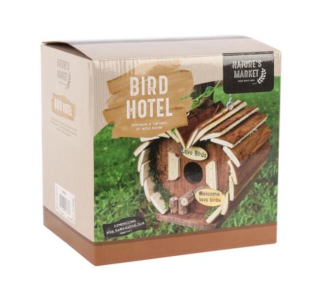 WOODEN BIRD HOTEL